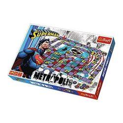 Társasjátékok gyerekeknek - Superman Metropolis társasjáték