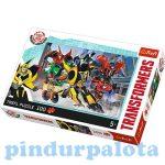 Puzzle gyerekeknek - Transformers csapat 100 db-os Puzzle Trefl