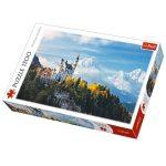 Puzzle - Trefl Puzzle 1500 db Bajor Alpok tájkép