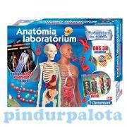 Társasjáték - Oktató - Fejlesztő - Clementoni Tudomány és játék Anatómiai laboratórium