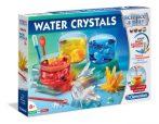 Társasjáték - Oktató - Fejlesztő - Clementoni Alkoss kristályokat tudományos játékszett
