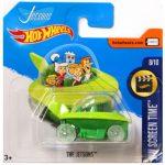 Hot Wheels autók - The Jetsons járgány