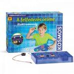 Társasjátékok - A felfedezés öröme Elektromosság tudományos játék