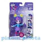 Figurák - Equestria Girls iskolai szurkoló Twilight Sparkle mini figura
