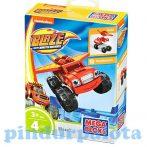 Játék autók - Autós játékok - Láng és a szuperverdák Láng építhető járgány Mega Bloks