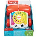 Fisher Price játékok - Fecsegő telefon Fisher-Price