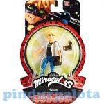 Játékfigura - Miraculous - Katicabogár és Fekete Macska Adrien