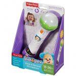 Fejlesztő játékok - Bébi játékok - Fisher-Price Tanuló mikrofon Mattel