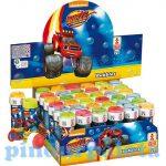 Party kellékek - Party kiegészítők - Láng és a szuperverdák buborékfújó