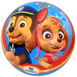 Labdák - Játékok gyerekeknek - Mancs Őrjárat gumilabda kétféle mintával 14cm-es