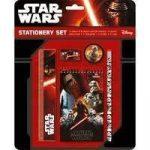 Írószerek - Star Wars 5 db-os írószer készlet