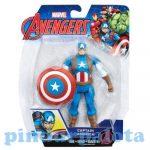 Figurák - Szuperhősök - Bosszúállók Amerika kapitány figura 15cm-es - Hasbro