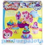 Gyurmák - Play Doh Pinkie Pie süteményes partyja