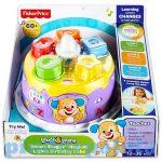 Fisher Price játékok - Fisher-Price Szülinapi varázstorta (kétnyelvű) - Mattel