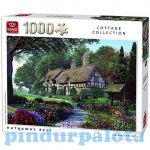 Nehéz puzzle - Puzzle 1000db-os Hathaway vidék King