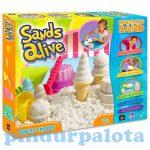 Játék konyhák - Edények - Játék élelmiszerek - Édességkészítő szett Sands Alive