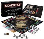 Stratégiai játékok - Logika fejlesztő játékok - Gondolkodást fejlesztő játékok - Trónok Harca Monopo