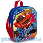 Táskák gyerekeknek - Láng és a szuperverdák mini ovis hátizsák 24cm