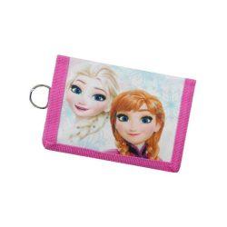 Ajándékok - divatos termékek gyerekeknek - Jégvarázs Elza és Anna pénztárca