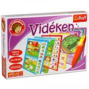 Oktató fejlesztő játékok - Kis felfedező Vidéken társas varázstollal játék