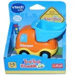 Műanyag járművek - Toot-toot kisutók - dömper