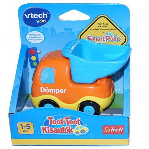 Műanyag járművek - Toot-toot kisautók - dömper