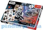Junior puzzle - Star Wars 7 50db-os puzzle tetoválásokkal