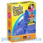 Gyurmák - Sands Alive kék homokgyurma kezdőkészlet