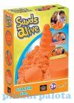 Gyurmák - Homokgyurma Sands Alive Narancssárga kezdőkészlet