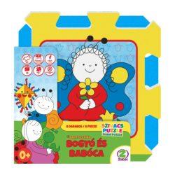 Baby kirakók - Puzzle - Bogyó és Babóca szivacs puzzle
