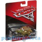 Játék autók - Autós játékok - Verdák 3 Őrmester karakter kisautó 1/55 Mattel