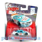 Játék autók - Autós játékok - Verdák 3 Ponchy Wipeout karakter kisautó 1/55 Mattel