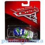 Játék autók - Autós játékok - Verdák 3 Chip Gearings karakter kisautó 1/55 Mattel