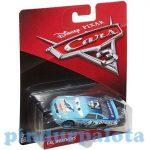 Játék autók - Autós játékok - Verdák 3 Cal Weathers karakter kisautó 1/55 Mattel