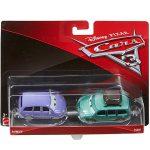 Játék autók - Autós játékok - Verdák 3 Minny és Van kisautó szett 1/55 Mattel