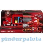 Játék autók - Autós játékok - Verdák Utazó Mack kamion autókilövővel Mattel