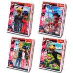 Gyerek Puzzle - Kirakósok - Miraculous mini puzzle 54db-os Trefl