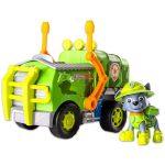 Mancs őrjáratos játékok  - Mancs őrjárat Dzsungel Rocky bevetési járműben