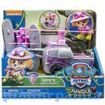 Mancs őrjáratos játékok - Skye dzsungeles helikopterrel