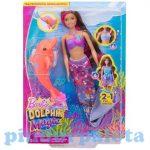 Műanyag babák - Barbie Delfin varázs