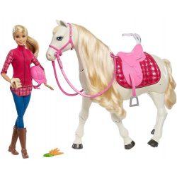 Interaktív játékok gyerekeknek - Barbie Intelligens lovacska Dream Horse