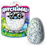 Interaktív játékok gyerekeknek - Hatchimals Draguella interaktív plüss zöld tojásban