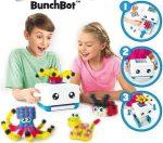 Kreatív hobby készletek - Bunchems Figurakészítő gép