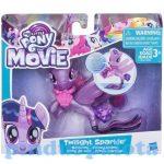 Pónis játékok - Én kicsi pónim Twilight Sparkle sellőpóni figura Hasbro