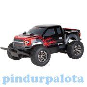 Távirányítós autók - RC kocsik - Carrera RC Ford F150 Raptor távirányítós terepjáró 1/20 2.4GHz