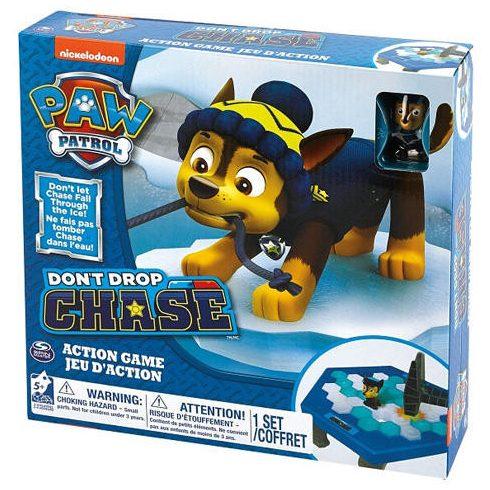 Mancs őrjáratos játékok - Ne hagyd Chaset leesni! társasjáték