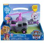 Mancs őrjáratos játékok - Skye szuper guruló helikopter