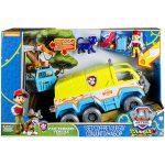 Mancs őrjáratos játékok - Mancs Őrjárat dzsungel terepjáró fénnyel és hanggal