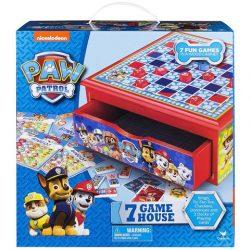 Mancs őrjáratos játékok - Mancs Őrjárat 7 játék háza Spin Master