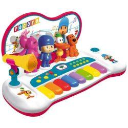 Játék hangszerek gyerekeknek - Pocoyo Szintetizátor mesefigurákkal